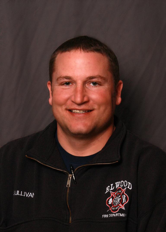 Fire Chief, Mark Sullivan